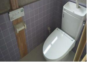 与謝野町 白数邸トイレ2